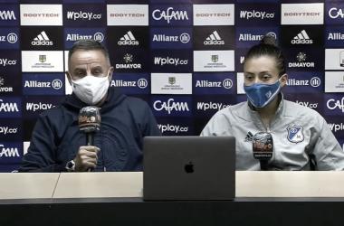 """Carlos Gómez: """"Es el mejor partido que hemos jugado"""""""