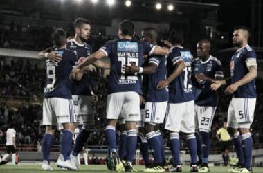 Millonarios y Fariñez sellan pase a octavos de Copa Sudamericana / Foto: Prensa Millonarios FC