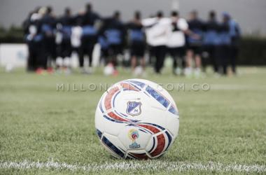 Foto: Millonarios.