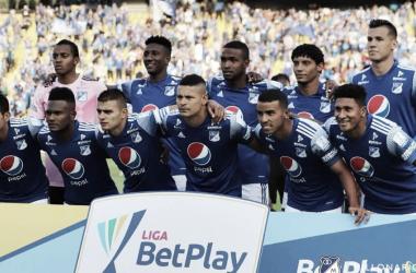 Puntuación jugadores Millonarios vs Equidad