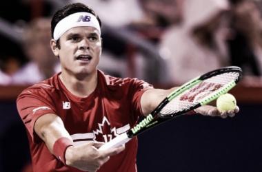 Tennis, intervento al polso per Raonic