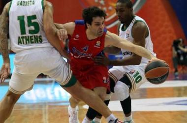 CSKA - Panathinaikos: abrir o sentenciar la eliminatoria