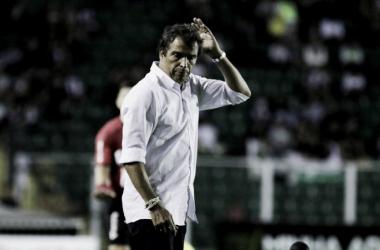 "Milton Cruz valoriza ponto conquistado contra Chapecoense: ""Importante é chegar no final líder"""