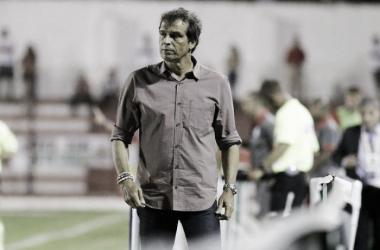 """Milton Cruz valoriza """"união, determinação e garra"""" em virada do Figueirense fora de casa"""