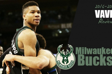 Giannis Antetokounmpo has led the Bucks this season.