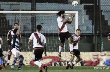 Mina es de los pocos que jugó todos los minutos del torneo (Foto: River Plate Oficial).