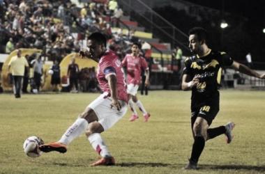 Resultado Murciélagos FC - Mineros de Zacatecas en Ascenso MX 2015 (2-2)