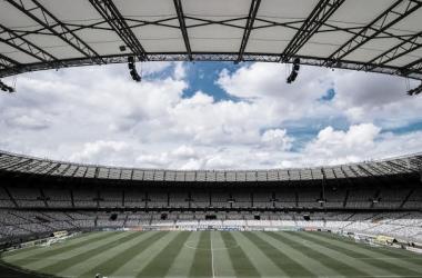 Mineirão, sede de Atlético-MG x São Paulo (Clube Atlético Mineiro / Divulgação)