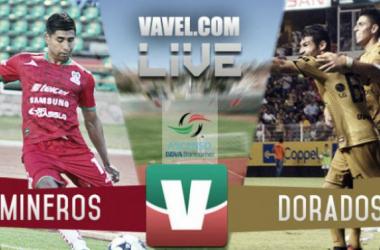 Dorados consigue su segunda victoria de la mano de Vinicio Angulo