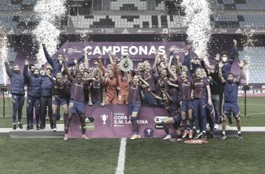 Análisis post FC Barcelona femenino vs Levante: triplete para un equipo de leyenda