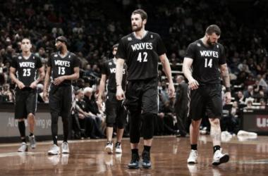 Minnesota Timberwolves, ante su enésimo fracaso