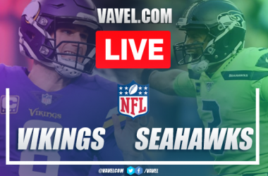 Highlights and touchdowns: Minnesota Vikings 30-37 Seattle Seahawks, 2019 NFL