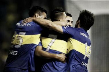 Boca goleó por 6 a 2 a un Deportivo Cali con poca idea de juego // Foto: CABJmipasion