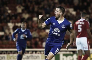 Deulofeu acude al rescate del Everton