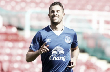 El Everton arranca la pretemporada con contundencia