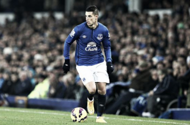 Interest is high in Kevin Mirallas this summer (Photo: The Guardian)