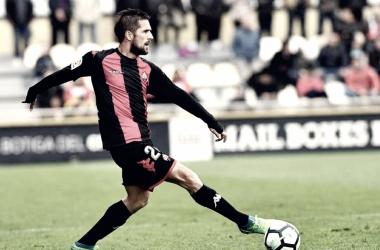 Jorge Miramón, nuevo jugador de la SD Huesca