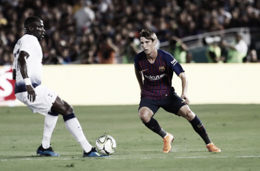 Segunda prueba para el FC Barcelona en Estados Unidos tras el Tottenham | Foto: FC Barcelona