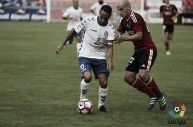Próximo rival: CD Tenerife, intratables en su estadio