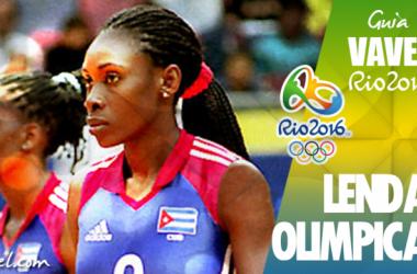Lendas Olímpicas: Mireya Luis, uma das maiores jogadoras do voleibol cubano e mundial