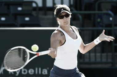 Mirjana Lucic-Baroni looks to win her first title of the year | Photo: Volvo Car Open / Facebook