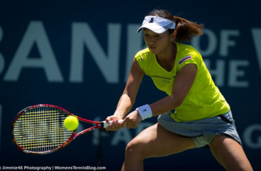 WTA Stanford: CiCi Bellis Bows Out In Straight Sets To Qualifier Misaki Doi