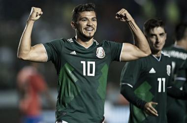 (Foto: Selección Mexicana / Imago 7 - Etzel Esìnoza)