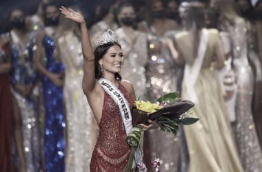 México es la ganadora de Miss Universo 2021