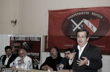 Javier Cantero salió a defenderse