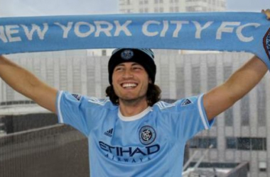 NYCFC Sign Mix Diskerud, Javier Calle Repordetley Next (Photo credit: New York City Football Club)