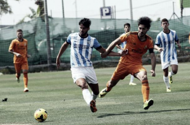 Resultado Real Madrid Juvenil A - Málaga Juvenil en la Copa del Rey Juvenil 2014 (4-1)