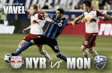 Audi 2016 MLS Cup Playoffs: New York Red Bulls vs Montreal Impact