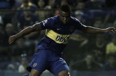 Frank Fabra sería titular este jueves frente a Cerro Porteño. Foto: Web.