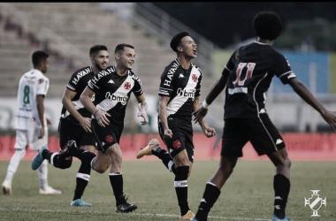 Vasco sofre mas avança na Copa do Brasil após empatar com Caldense
