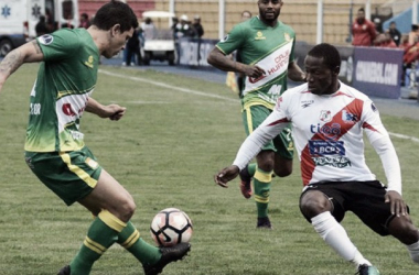 Sport Huancayo obtiene su tercera participación en Copa Sudamericana/ Foto: Depor