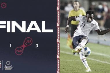 Estados Unidos cortó su invicto de trece partidos sin conocer la derrota | Fotografía: U.S.Soccer