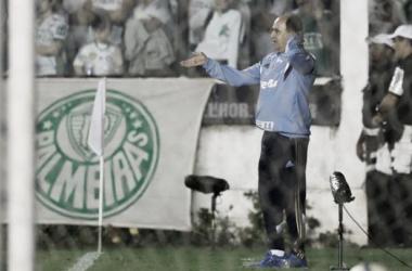 Marcelo Oliveira elogia atuação do elenco, mas lamenta gol sofrido na segunda etapa