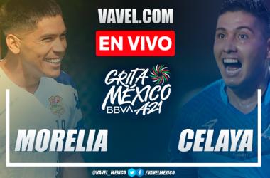 Resumen y goles: Atlético Morelia 2-1 Celaya por Jornada 3 de Liga Expansión MX Apertura 2021