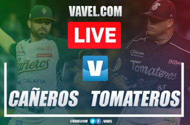 Runs and Highlights: Tomateros Culiacan (4-0) Cañeros Los Mochis, 2020 Game 3 LMP Semifinal