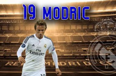 Real Madrid 2015/16: Luka Modric