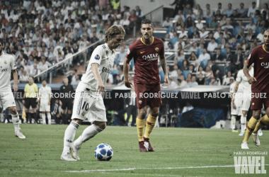 El fútbol total del Madrid de Lopetegui