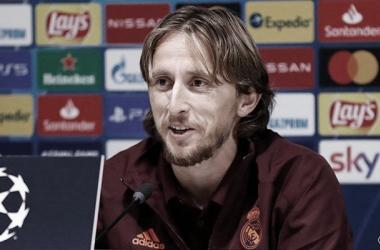 """Modric: """"Todavía tengo bastante fútbol en mis piernas"""""""