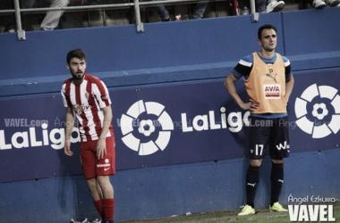 Moi Gómez, cedido al Huesca
