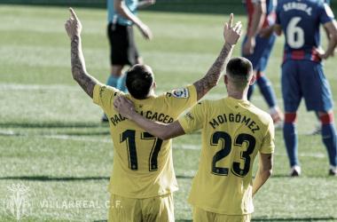 Moi Gómez renueva con el Villarreal hasta 2025