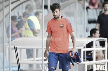 Moisés rescinde el contrato con el FC Barcelona B