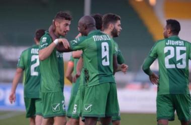 Mokulu rialza l'Avellino: 2-1 al Livorno di Panucci