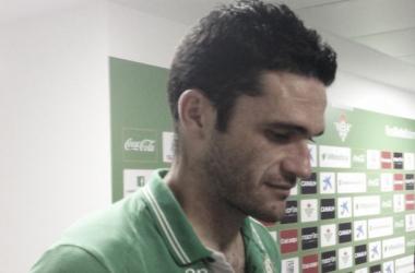 """Jorge Molina: """"Estoy convencido de que van a llegar los resultados"""""""