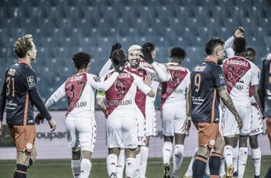 Montpellier 2 a 3 Monaco (Ligue 1 / Divulgação)