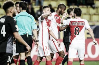 Ya hay clasificados a los cuartos de final de la Coupe de la Ligue
