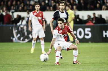Resultado del Mónaco - Olympique de Lyon en la jornada 11 de la Ligue 1 2013 (2-1)